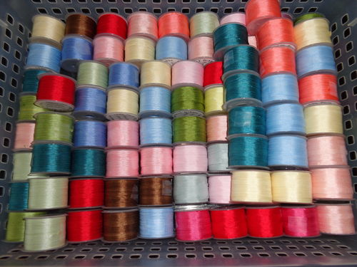 silk ribbon 11y-spools 4mm